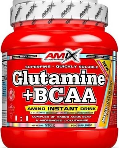 Amix Nutrition Amix L-Glutamine + BCAA Powder 530 g variant: ananás