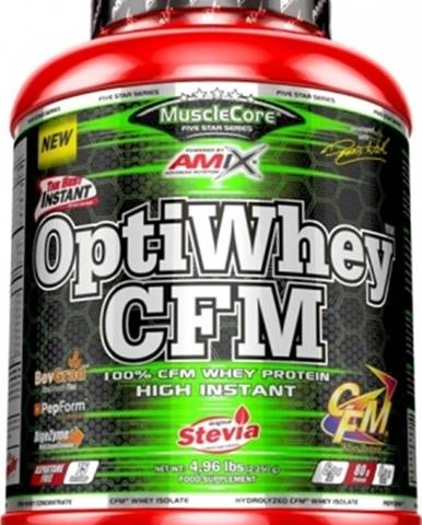 Amix Nutrition Amix MuscleCore OptiWhey CFM Instant Protein 2250 g variant: vanilka