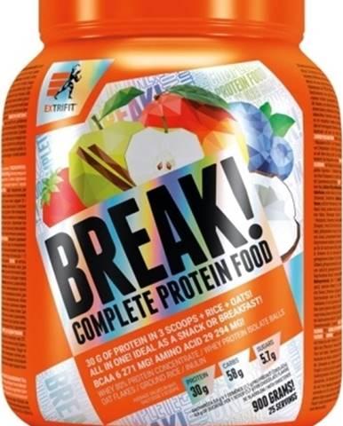 Extrifit Protein Break! 900 g variant: banán