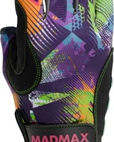 Madmax Fitness rukavice pre vozičkárov Short Fingers GWC001 variant: S