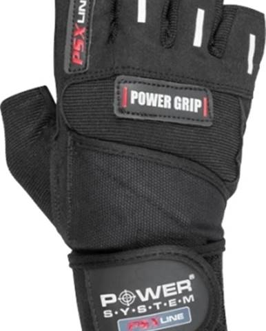 Power System Fitness rukavice Power Grip variant: L