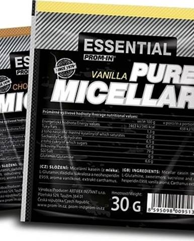 Prom-IN Pure Micellar Kasein 30 g variant: čokoláda