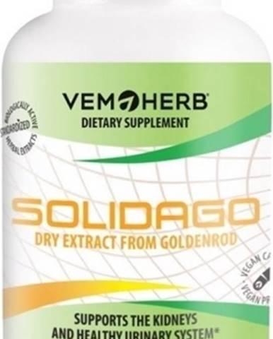 VemoHerb Solidago (Zlatobyľ obyčajný) 90 kapsúl