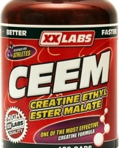XXLabs Creatine Ethyl Ester Malate 120 kapsúl