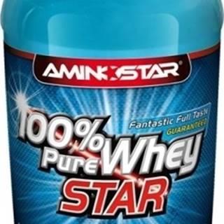 Aminostar 100% Pure Whey Star 1000 g variant: jahoda