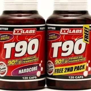 XXLabs T90 - Tribulus Terrestris 120 kapsúl