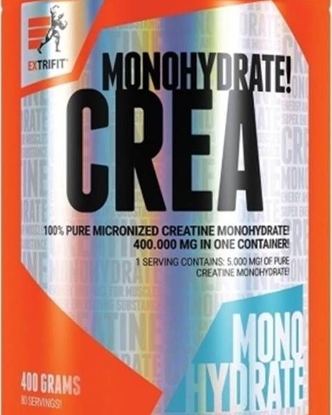 Extrifit Extrifit Crea Monohydrate 400 g