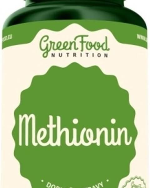 GreenFood GreenFood Methionín 90 kapsúl