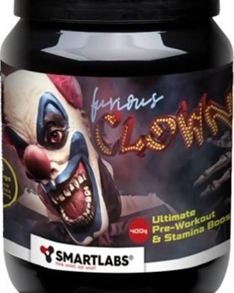 SmartShake SmartLabs Furious Clown 400 g variant: ananás