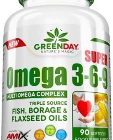 Amix Super Omega 3-6-9 90 kapsúl