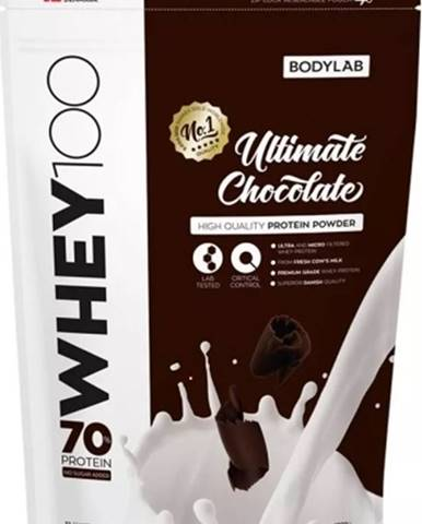 Bodylab Whey Protein 100 1000 g variant: banán