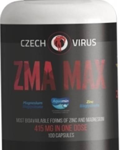 Czech Virus ZMA Max 100 kapsúl
