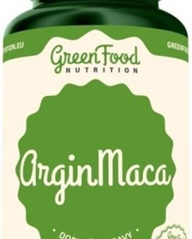 GreenFood ArginMaca vegan 60 kapsúl
