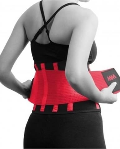 Madmax Slimming Belt červený variant: L
