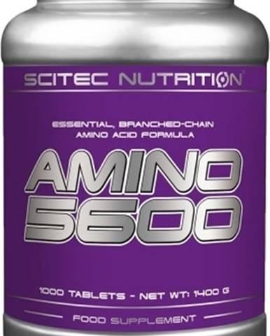 Scitec Amino 5600 1000 tabliet