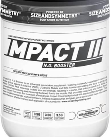 Sizeandsymmetry Impact III N.O. 400 g variant: višňa