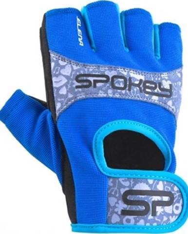 Spokey Elena II Dámske fitness rukavice modré variant: L