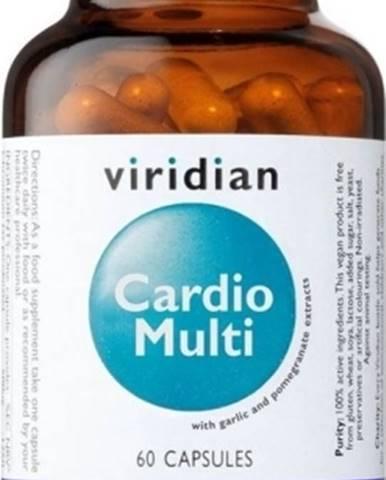 Viridian Cardio Multi 60 kapsúl