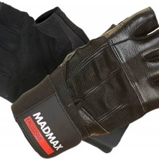 Madmax Rukavice Professional MFG269 čierne variant: L