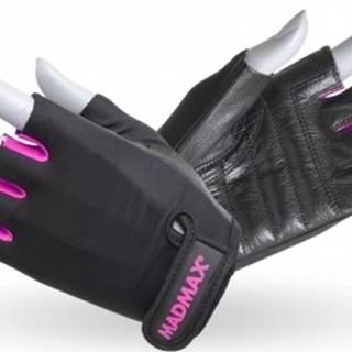 Madmax Rukavice Rainbow MFG251 ružové variant: L