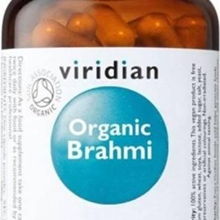 Viridian Brahmi Organic 60 kapsúl