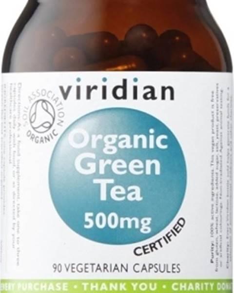 Viridian Viridian 100 % Organic Green Tea 90 kapsúl