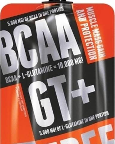 Extrifit BCAA GT+ 80 g variant: malina