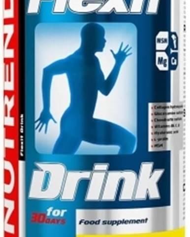 Nutrend Flexit Drink 600 g variant: citrón