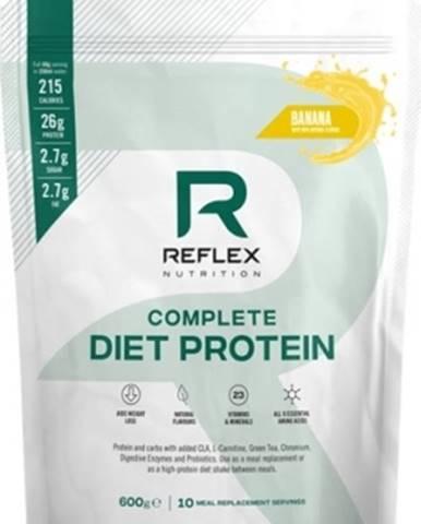 Reflex Nutrition Reflex Complete Diet Protein 600 g variant: banán