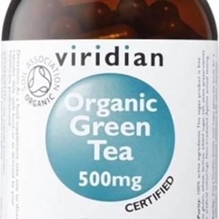 Viridian 100 % Organic Green Tea 90 kapsúl