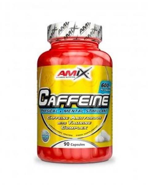 Amix Caffeine with Taurine 90 caps.