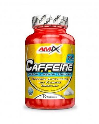 Caffeine with Taurine 90 caps.