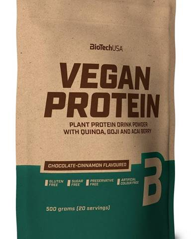 Vegan Protein - Biotech 2000 g Banán