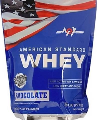 Mex Nutrition Whey American Standard 2270 g variant: banán