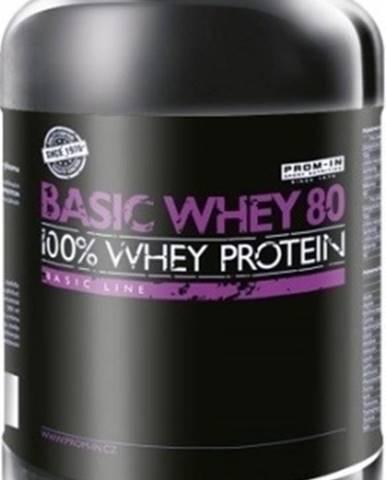 Prom-IN Basic Whey Protein 80 2250 g variant: čokoláda