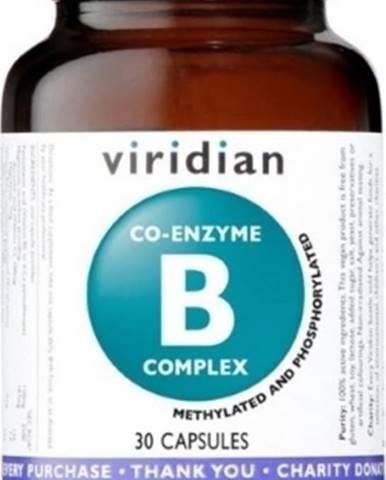 Viridian Co-Enzyme B Complex 30 kapsúl