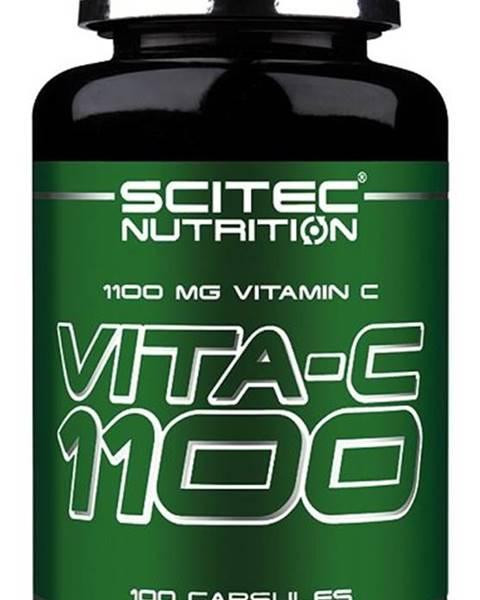 Scitec Nutrition Vita-C 1100 - Scitec Nutrition 100 kaps.