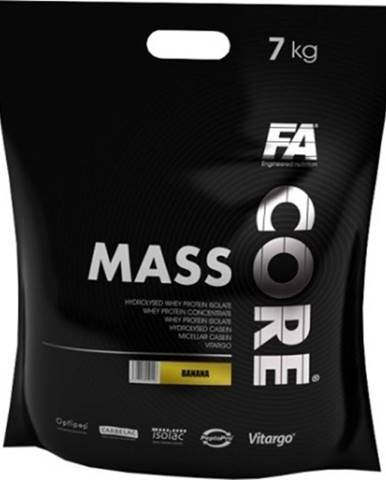 Fitness Authority Mass Core 7000 g variant: banán