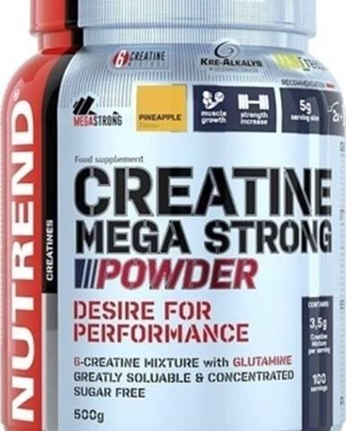 Nutrend Creatine Mega Strong Powder 500 g variant: ananás