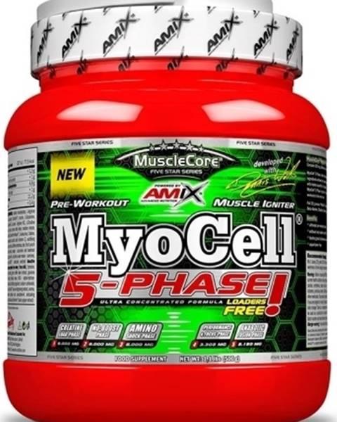 Amix Nutrition Amix Nutrition Amix MyoCell 5 Phase 500 g variant: citrón