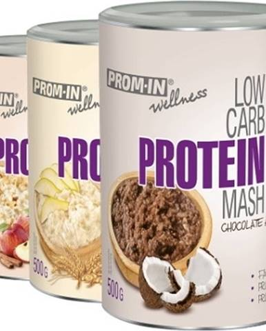 Prom-IN Low Carb Protein Mash 500 g variant: hruška