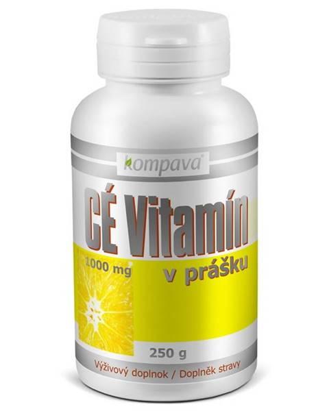 Kompava CÉ Vitamín v prášku - Kompava 250 g