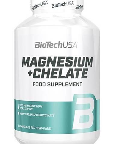 Magnesium+Chelate - Biotech USA 60 kaps.