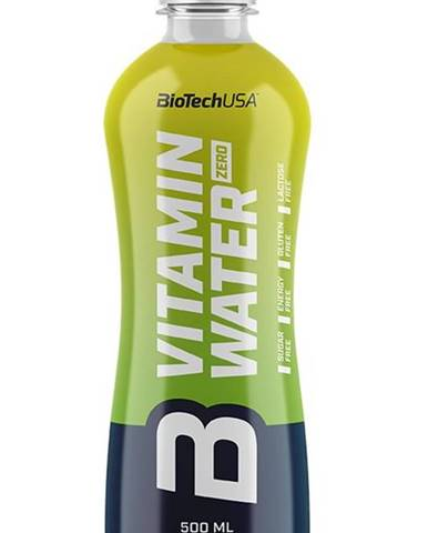 Vitamin Water Zero - Biotech USA 500 ml. Forest Fruit