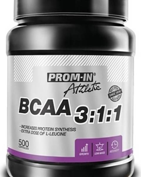Prom-IN Prom-In BCAA Athletic 3:1:1 500 kapsúl