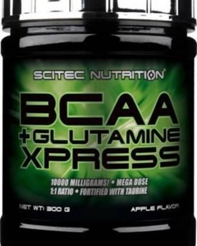 Scitec Nutrition Scitec BCAA + Glutamine Xpress 300 g variant: jablko