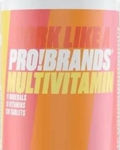 ProBrands VitaminPro Daily Multi Vitamins 120 kapsúl