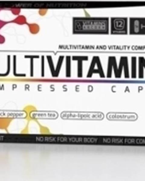 Nutrend Nutrend Multivitamín Compressed Caps 60 kapsúl