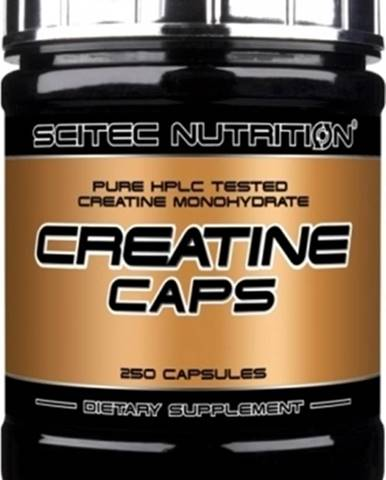 Scitec Creatine Caps 250 kapsúl