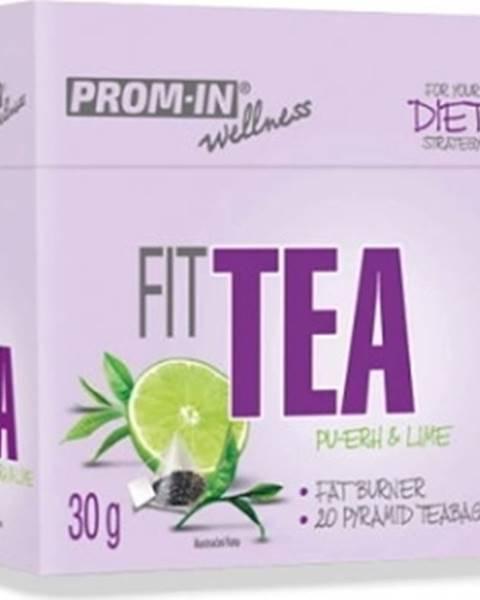 Prom-IN Prom-In Shape Tea Spaľovač Tukov Limetka 30 g